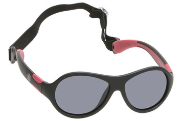 Ugly Fish Polarised Sunglasses PKR 122 Matt Black Frame Smoke Lens
