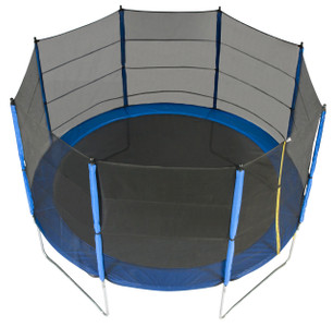 Action 13ft Trampoline Combo