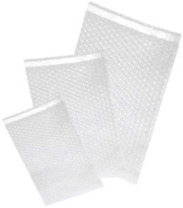 Plain Bubble Wrap Bags