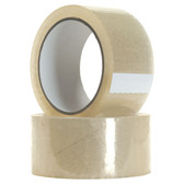 Clear Polypropylene Solvent Tape available at http://www.thepackagingsite.co.uk/tape/