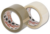 Vibac buff/brown solvent 35 tape 48mm x 66m (36 pack)