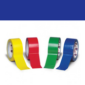 Blue polypropylene tape 48mm x 66m (36 pack)