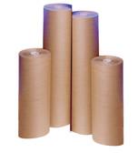 Ribbed kraft paper roll 600mm x 280m