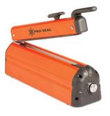 C420 Industrial impulse heat sealer with cutter