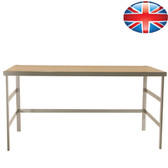 Economy packing table W180cm x D78cm x H92cm