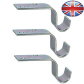 Packing station counter roll hanging bracket for all models (3 pack)