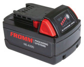 FROMM 18v Battery for P318/P326 range