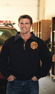 The Firefighter's Work Shirt