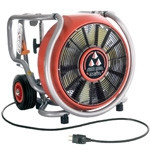 "LEADER EDS230-2 18"" PPV Electric Fan- 16,050 CFM open air - AMCA Airflow 13,658 CFM - Single Speed - 2.0 hp - 110 V"