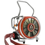 "LEADER MH260 24"" PPV Water Driven Fan - 30,615 CFM open air - 9 hp"
