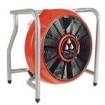 "LEADER MT225 18"" PPV GASLOINE DRIVE FAN - 18,423 CFM OPEN AIR"