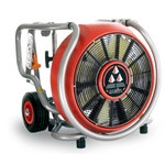 "LEADER MT236 18"" PPV GASOLINE DRIVEN FAN - 26,129 CFM OPEN AIR & 17,671 CFM AMCA"