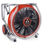 "LEADER MT245 24"" PPV GASOLINE DRIVEN FAN - 30,135 CFM open air & 22,425 CFM AMCA"