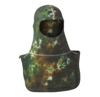 Majestic Hoods Pac II Specialty Hood, Green Camo