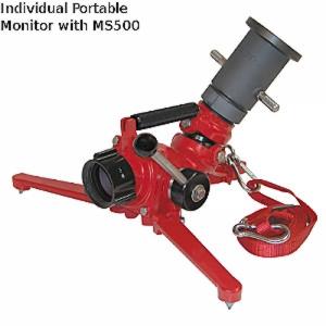 Individual PortableMonitor 500 GPM