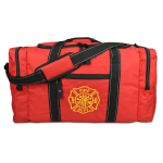 Value Step-In Turnout Gear Bag, Red