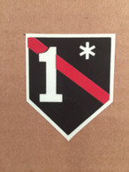 IdentiFire®Gen 2 1* (ONE ASS TO RISK) Thin Red Line 4X4