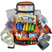 Large Modular Trauma Bag w/ Premium Fill Kit
