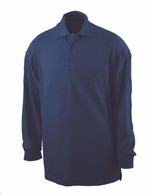 Long Sleeve Station Polo