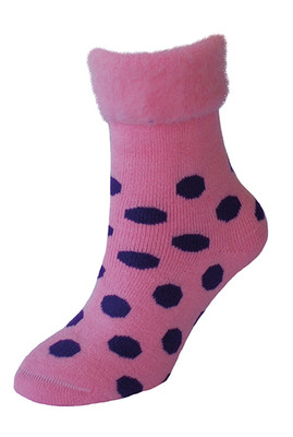Bed Sock Dots