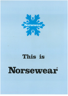 The creation of the Legendary Norsewear Brand