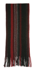Multi Striped Scarf Berry
