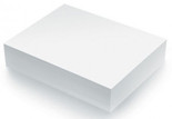 White Laser Paper A4 80gsm (Office paper - 1 Ream)