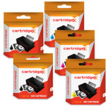 5 High Capacity Compatible Epson 202XL Ink Cartridge Multipack