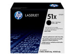 High Capacity HP 51X Original Black Toner Cartridge (Q7551X)