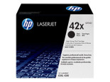 High Capacity HP 42X Original Black Toner Cartridge (Q5942X)