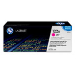 HP 122A Original Magenta Toner Cartridge (Q3963A)