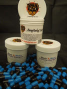 Black & Blues - Tribulus Terrestris, Vitamin B6, Pure Caffeine Anydrous & White Willow Bark.