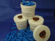 Blue Passion - Tongkat Ali, Tribulus Terrestris, Epimedium, Horny Goat Weed, Mucuna Pruriens, Lepidium Meyenii, AAKG Longjack, White Pine Bark, Citrulline Malate, Damiana