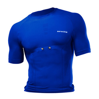 Blue T-Shirt Front View