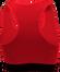 red bra back