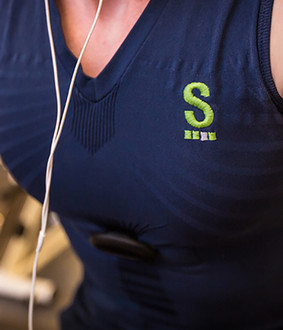 T-Shirt + Heart Rate Monitor