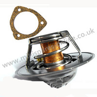 82` Thermostat with gasket for classic Mini