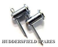 Handbrake lever to cable clevis pins for classic Mini CLZ409