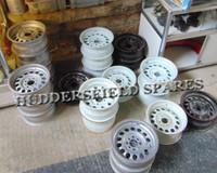 Weller Motorsport steel wheels