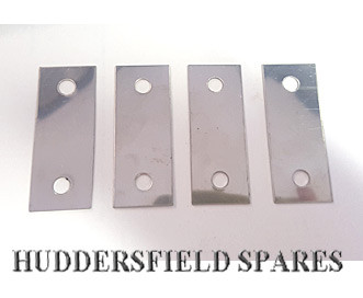 door shims  sc 1 st  Huddersfield Spares & Classic Mini Door Alignment Stainless Steel Shims pack of 4 ...