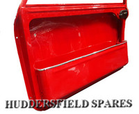 Flexible Chrome MK1 door pocket trim- per side for classic Mini