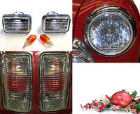 Crystal jewel lighting kit for Classic Mini