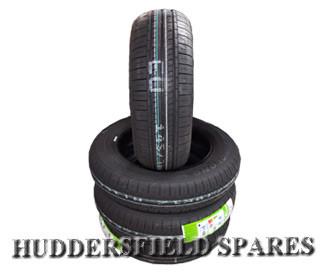 set of 4 145/70/12 tyres