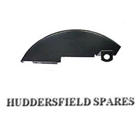 "LH Upper Disc Brake Shield 8.4"" discs, classic Mini"