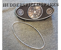 New stainless rings for classic mini binnacles