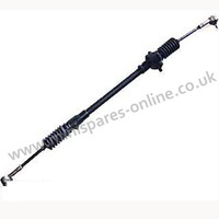 Classic Mini Reconditioned RHD Steering Rack with Track Rod Ends and Lock Nut