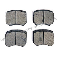 "7.5"" standard brake pad set for classic Mini"