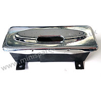 Classic Mini chrome interior ashtray, USED condition