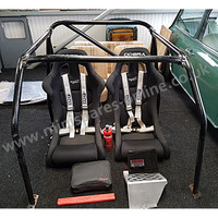 Rally Kit for classic Mini, cage or seats. USED (see listing)