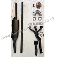 "Stage 1 tuning performance exhaust kit, Centre exit, HIF38/1.5""/998cc for classic Mini"